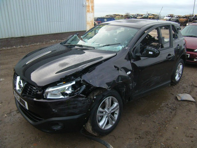 NISSAN QASHQAI 1500 CC 2012 BREAKING SPARES NOT SALVAGE