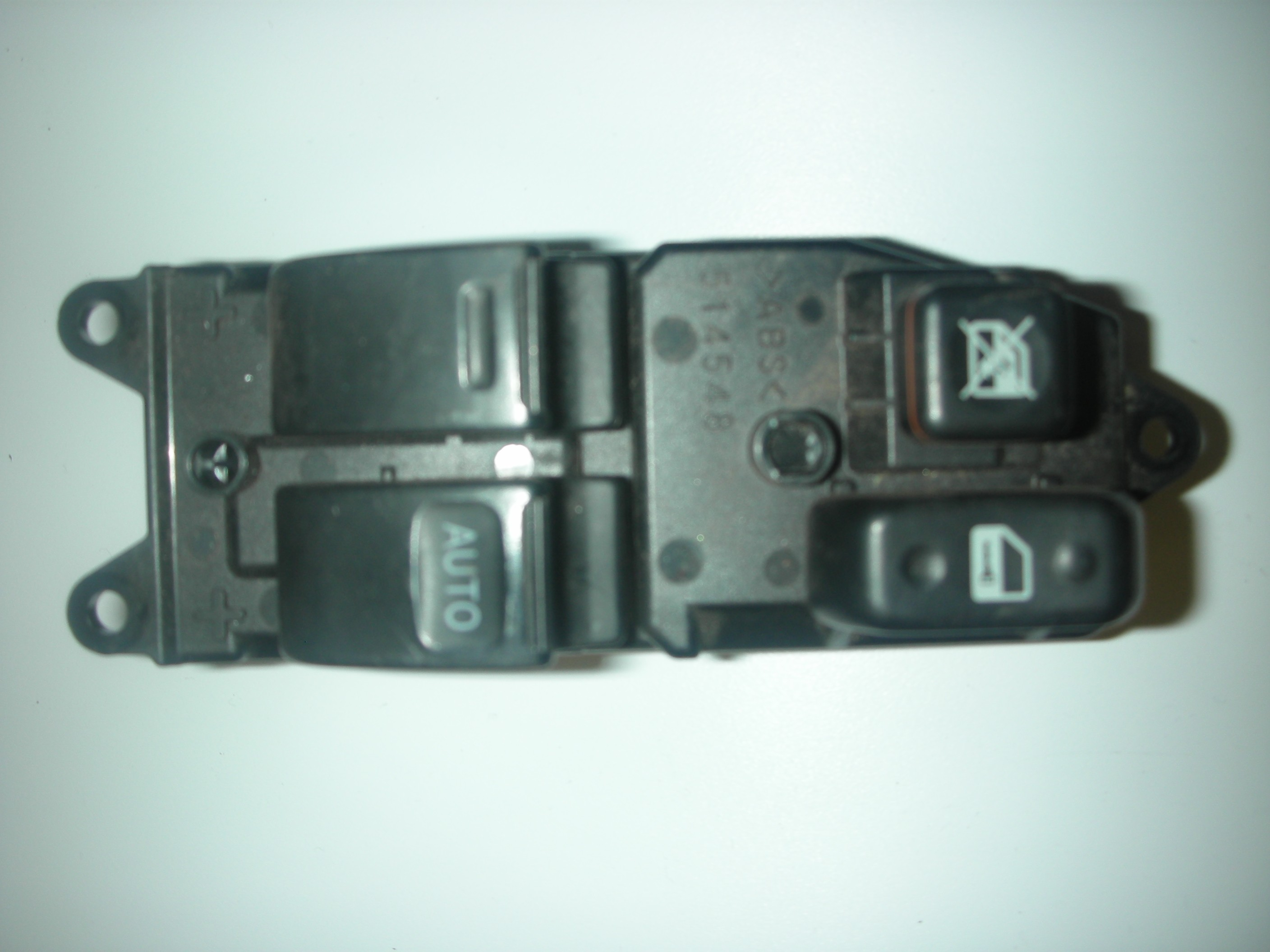 TOYOTA RAV-4 DRIVER SIDE FRONT WINDOW SWITCHES 2001-2006