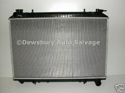NISSAN SERENA 2000 CC MANUAL RADIATOR 1993-ONWARDS