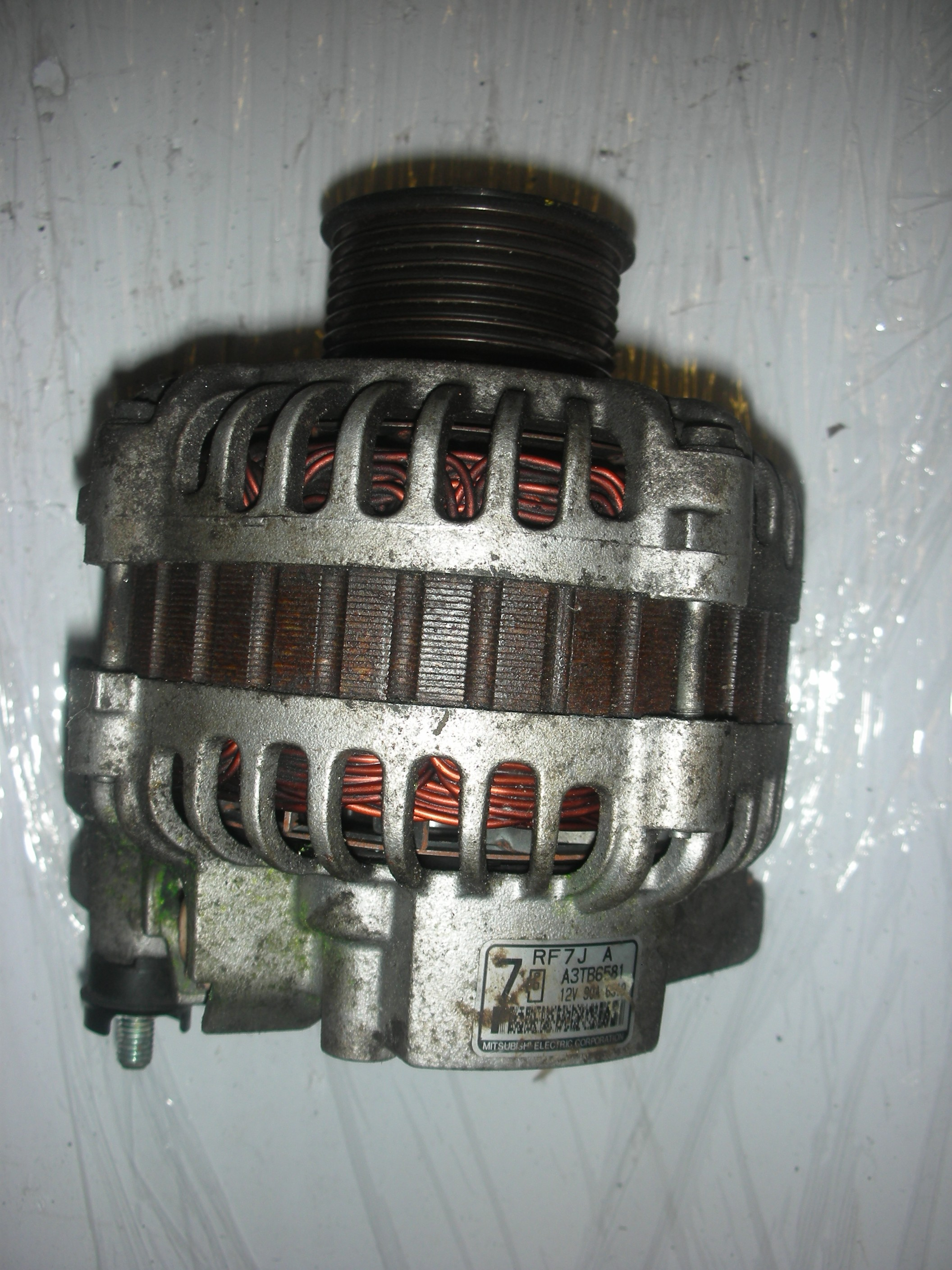 MAZDA 5 2000 CC PETROL ALTERNATOR 2003-2008.