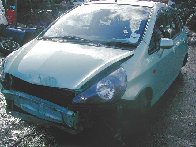 HONDA JAZZ  1600 2002 GREEN Manual Petrol 5 Door