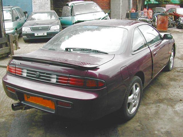 NISSAN 200SX TURBO 2000 1997 MAROON Automatic Petrol 2Door