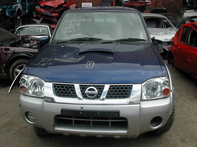 nissan navara d22 manual pdf