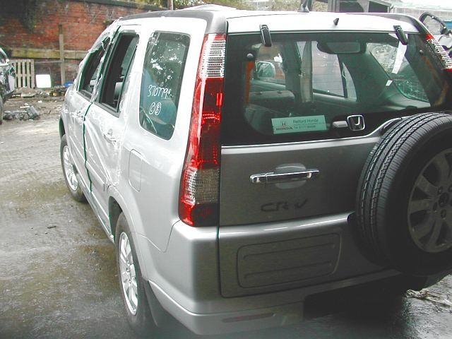 HONDA CR-V  2000 2005 GREY Automatic Petrol 5Door
