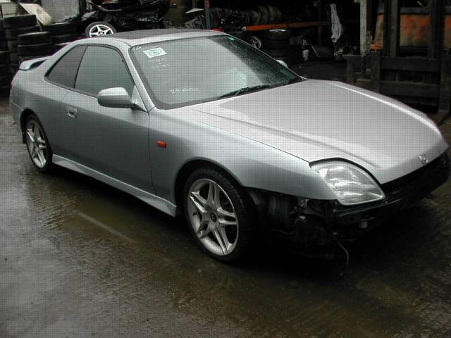 HONDA PRELUDE  2000 1999 RED Automatic Petrol 4Door