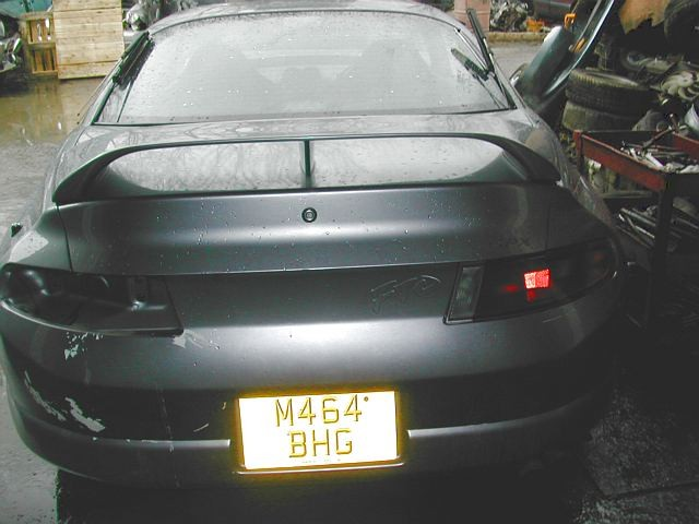 MITSUBISHI GALANT V6 2500 1996 MAROON Automatic - 4Door