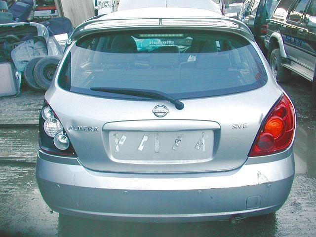 NISSAN ALMERA  1500 2005 GREY Manual Petrol 5 Door
