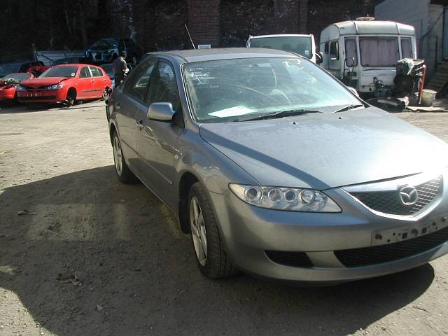 MAZDA 6 TS 2000 2004 SILVER Manual Petrol 5 Door