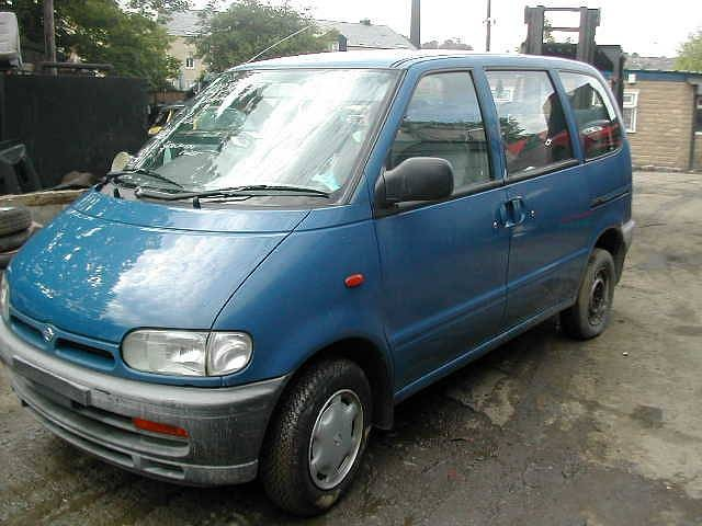 NISSAN SERENA  2000 1995  blue Manual Petrol -
