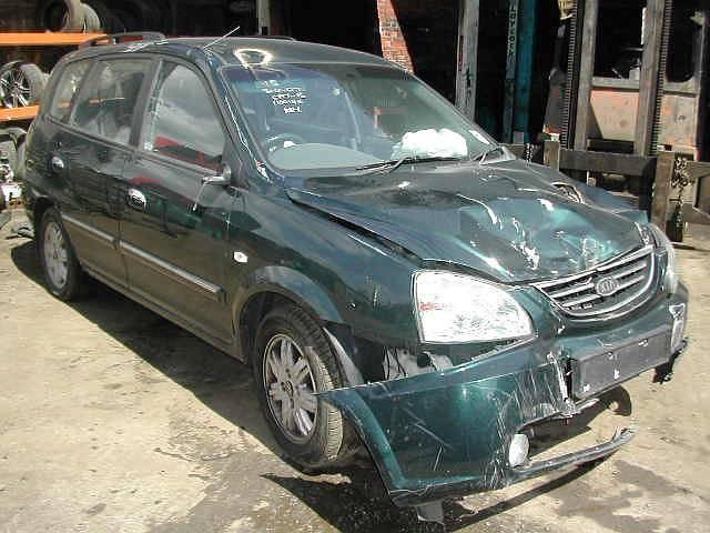 KIA CLARUIS  - - GREEN Manual Petrol -