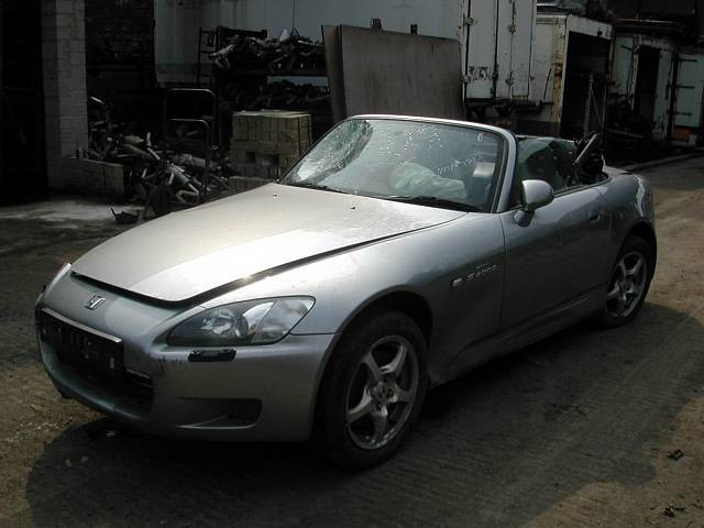 HONDA S2000 VTEC 2000 2002 SILVER Manual Petrol 2 Door