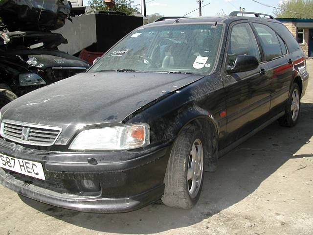 HONDA CIVIC COUPE VTEC 1700 2002 BLACK Automatic Petrol 2Door