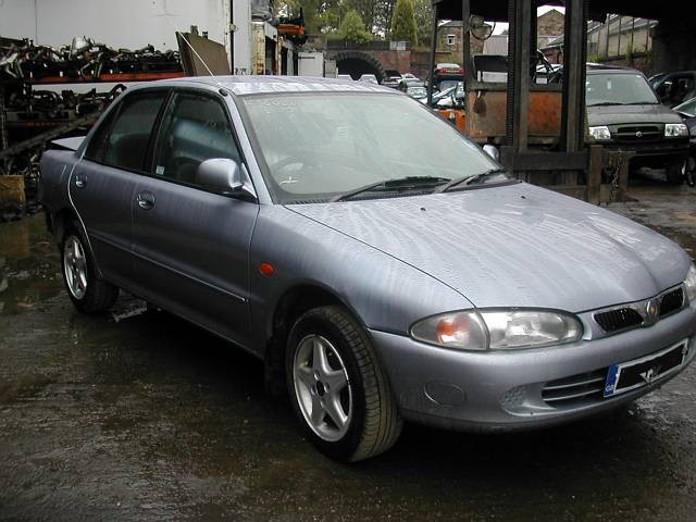 PROTON PERSONA  1600 1997 GREEN Manual Petrol 3 Door