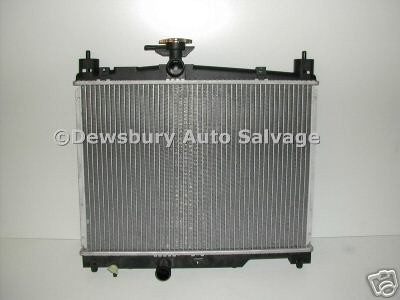 TOYOTA YARIS 1000 CC MANUAL RADIATOR 1999-2004
