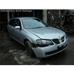 NISSAN ALMERA  1500 2003 BLUE Manual Petrol 5 Door