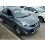 NISSAN MICRA ACENTA 1200 CC AUTOMATIC PETROL HATCHBACK 2016 BREAKING SPARES NOT SALVAGE