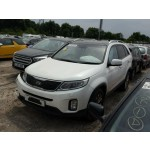 KIA SORENTO KX 2200 CC 6 SPEED WHITE AUTOMATIC BREAKING SPARES NOT SALVAGE 2014