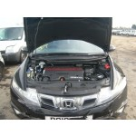 HONDA CIVIC 2200 CC 5 DOOR HATCHBACK ENGINE LOW MILEAGE MILES BLACK 2010.