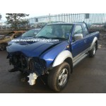 NISSAN NAVARA 2500 CC 5 SPEED MANUAL DIESEL 2 DOOR 2004 BREAKING SPARES NOT SALVAGE