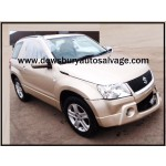 SUZUKI GRAND VITARA DDID 1900 CC 5 SPEED MANUAL  DOOR ESTATE 2007 BREAKING SPARES NOT SALVAGE