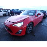 TOYOTA GT86 GT-86 GT 86 D-4S MANUAL RED COUPE PETROL BREAKING SPARES PARTS 2013