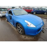 NISSAN 370Z 370 Z 370-Z 3700 CC GTV6 PETROL BLUE BREAKING SPARES NOT SALVAGE COUPE 2010