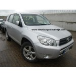 TOYOTA RAV 4 2200 CC 6 SPEED MANUAL 5 DOOR 2007 BREAKING SPARES NOT SALVAGE
