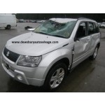 SUZUKI GRAND VITARA 1900 CC 5 SPEED MANUAL 5 DOOR 2008 BREAKING SPARES NOT SALVAGE