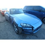 HONDA S2000 S 2000 CC 6 SPEED MANUAL BLUE BREAKING SPARES NOT SALVAGE 2002