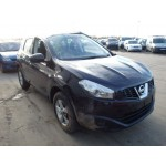 NISSAN QASHQAI 2011 1600 CC PETROL BLACK MANUAL 5 DOOR BREAKING SPARES NOT SALVAGE