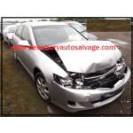 HONDA ACCORD SE-CTDI 2200 CC SILVER 4 DOOR SALOON 2008 BREAKING SPARES NOT SALVAGE