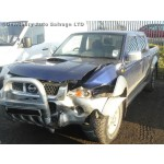 NISSAN NAVARA  2500 2005 SILVER Manual Turbo Diesel 4Door