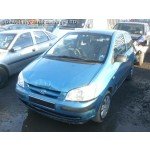 HYUNDAI GETZ  1100 2006 GREY Manual Petrol 5Door