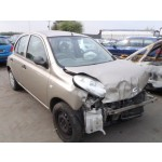 NISSAN MICRA S 1200 CC AUTOMATIC GOLD PETROL HATCHBACK 2004 BREAKING SPARES NOT SALVAGE