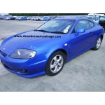 HYUNDAI COUPE 1600 CC 5 SPEED PETROL MANUAL 2006 BREAKING SPARES NOT SALVAGE