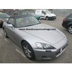 HONDA S2000 2000 CC 6 SPEED MANUAL 2 DOOR 1999 BREAKING SPARES NOT SALVAGE