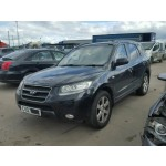 HYUNDAI SANTA FE SANTAFE BLACK 2200 CC 5 SPEED AUTOMATIC DIESEL ESTATE 2007