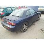 NISSAN 200SX  2000 1997 PURPLE Manual Petrol -