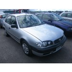 TOYOTA COROLLA 1600 CC AUTOMATIC BREAKING SPARES NOT SALVAGE 2000