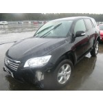 TOYOTA RAV-4 2200 CC XTR D-4D DIESEL BLACK ESTATE 6 SPEED 2011 BREAKING SPARES.