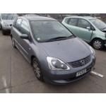 HONDA CIVIC SE 1600 CC PETROL 5 DOOR HATCHBACK 5 SPEED MANUAL BREAKING SPARES NOT SALVAGE 2005