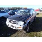 MITSUBISHI L200 L 200 2.5TD TD PICKUP  2500 CC 4 LIFE BLACK DIESEL 2003