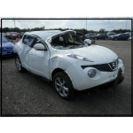 NISSAN JUKE ACENTA DCI 1500 5 DOOR HATCHBACK 2012 BREAKING SPARES NOT SALVAGE