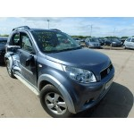 DAIHATSU TERIOS SX 1500 PETROL 5 DOOR HATCHBACK 2008 BREAKING SPARES NOT SALVAGE