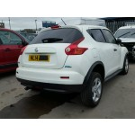 NISSAN JUKE VISIA DCI 1500 CC 5 DOOR HATCHBACK 2014 BREAKING SPARES NOT SALVAGE