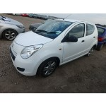 SUZUKI ALTO SZ3 1000 CC 5 SPEED MANUAL 5 DOOR  WHITE BREAKING SPARES NOT SALVAGE 2009
