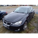 LEXUS IS220 250 IS 250 BLACK MANUAL BREAKING SPARES NOT SALVAGE 4 DOOR SALOON 2006