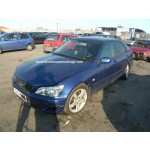 LEXUS IS200 2000 CC BLUE 2002 BREAKING SPARES NOT SALVAGE