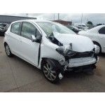 TOYOTA YARIS 1300 CC TR VVT-i BREAKING SPARES NOT SALVAGE 5 DOOR HATCHBACK 2013