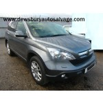 HONDA CR-V CRV 2200 CC EX-CDTI DIESEL SILVER BREAKING SPARES NOT SALVAGE ESTATE 2009